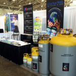 Refrigerant Services trade show booth